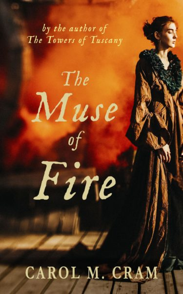 Kindle Cover_The Muse of Fire