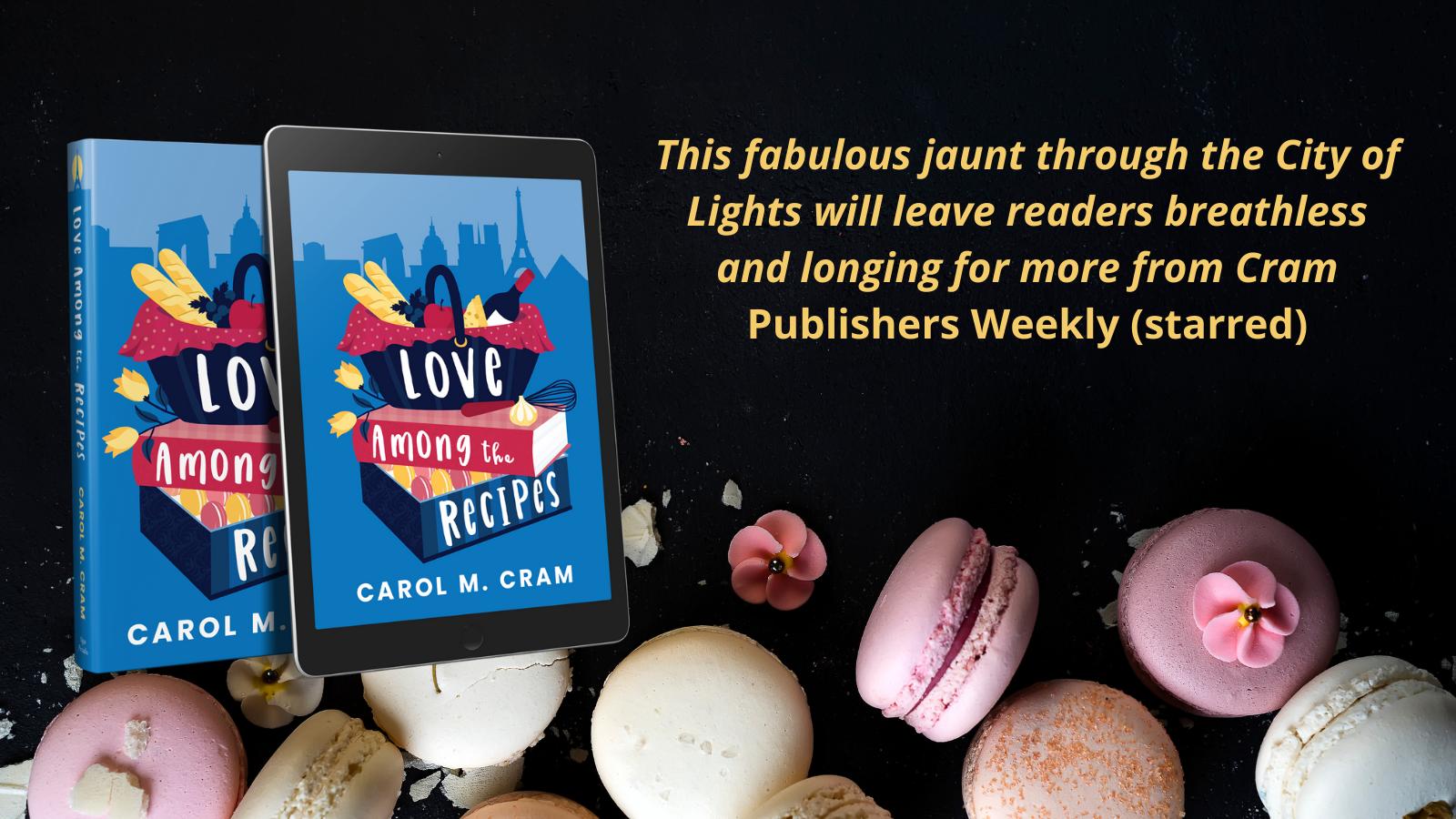 Love Among the Recipes novel