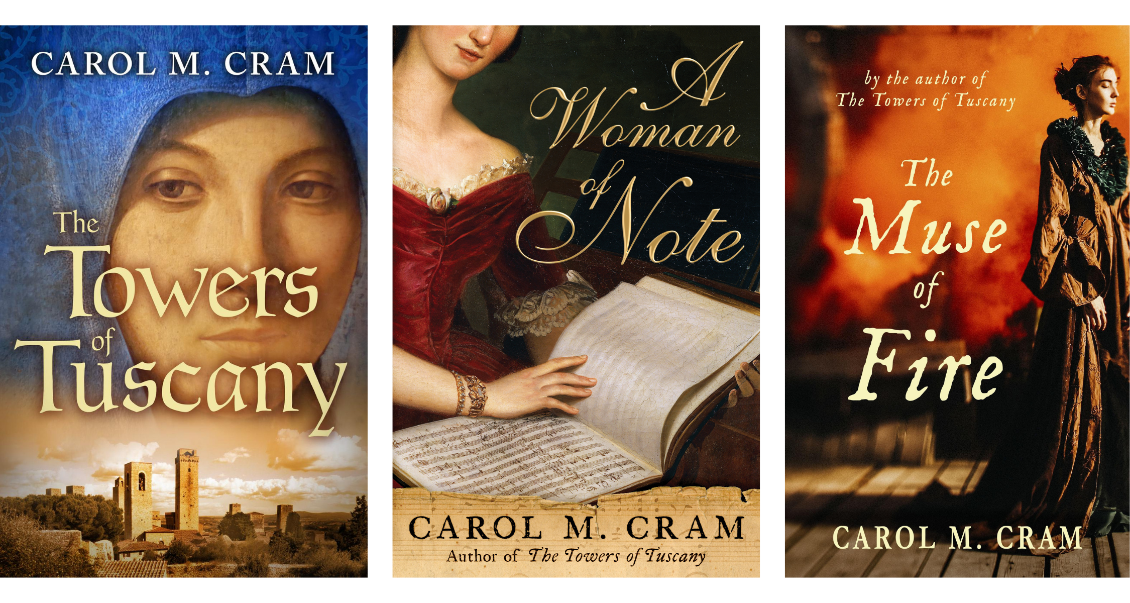Women in the Arts Trilogy